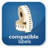 Dymo compatible labels