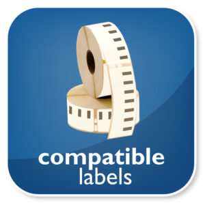 Brother Compatible Labels