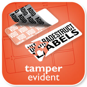 Security Labels – Tamper Proof