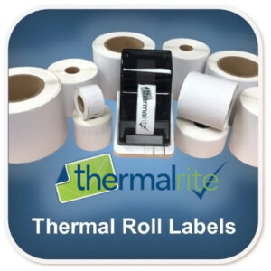Direct Thermal & Thermal Transfer Roll Labels