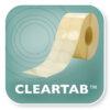 Clear Circular Sealing Tabs