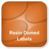 Resin Domed Labels