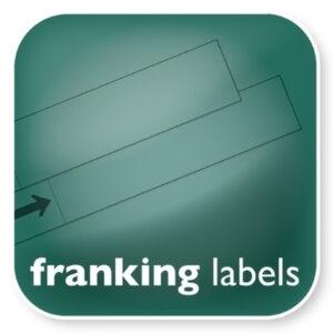 Postage Labels / Franking Labels
