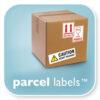 Parcel Warning Labels