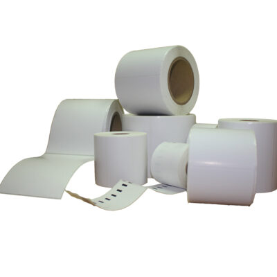 Direct And Thermal Transfer Roll Labels