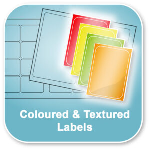 Coloured & Textured Labels