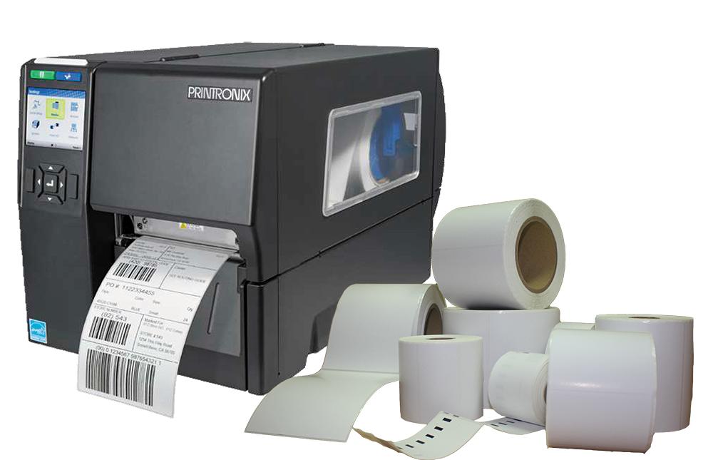 Pallet & Parcel Labelling
